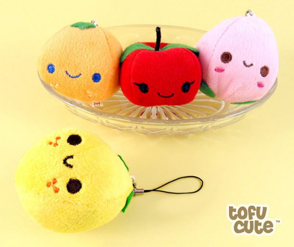 kawaii fruit charms