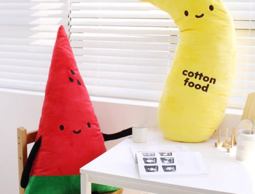 cottonfood kawaii food plush