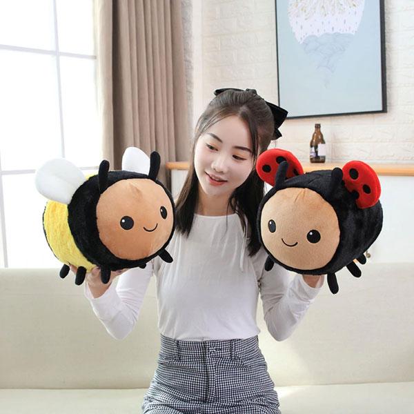 cute bug plushies