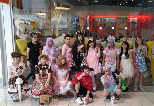 San Jose Harajuku Fashion Walk