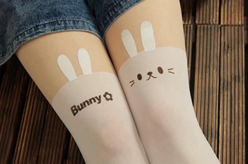 bunny tights