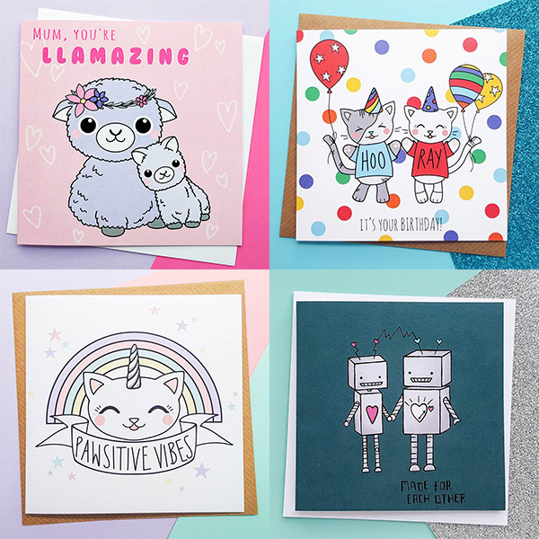 kawaii discounts - cards