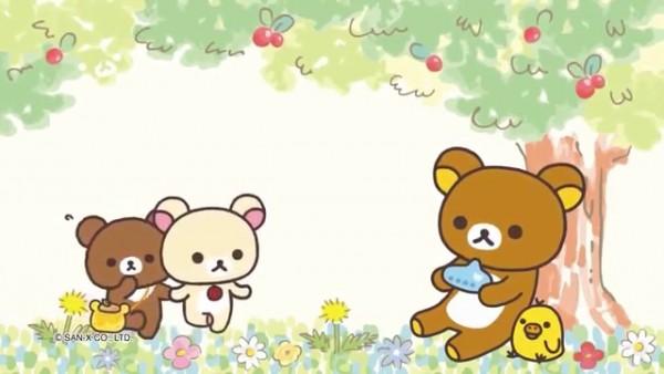 Rilakkuma s new friend kogumachan super cute kawaii