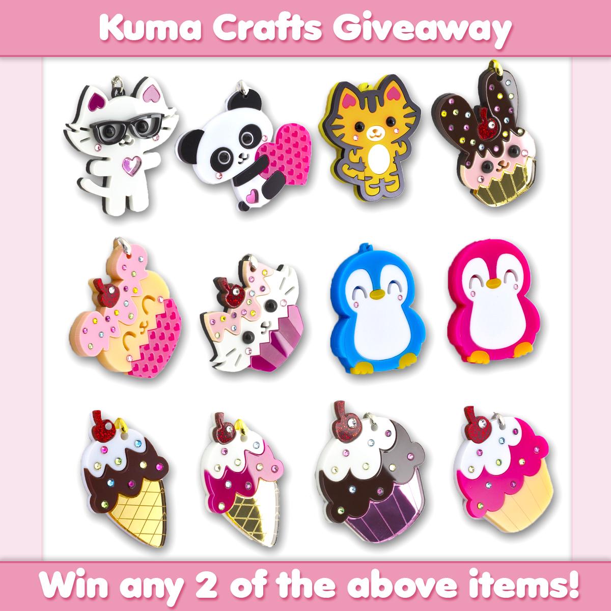 kuma giveaway