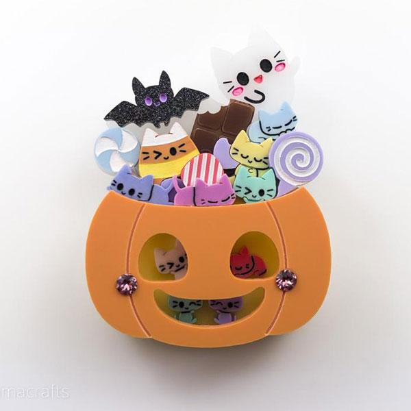 kawaii Halloween jewellery