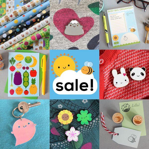 kawaii stationery sale