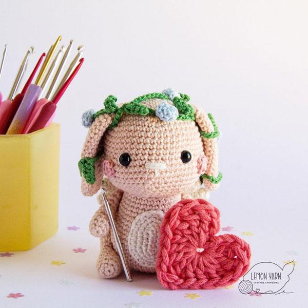 Cute Crochet Artists - lemonyarncreations