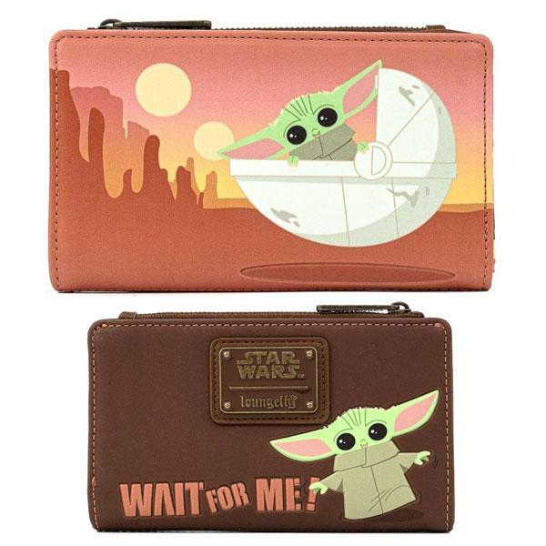 Grogu Baby Yoda wallet