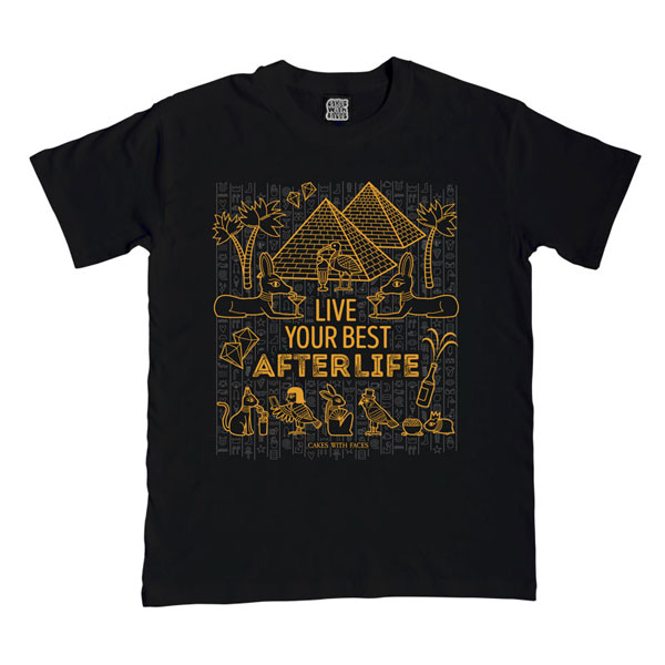 Kawaii Ancient Egypt t-shirt