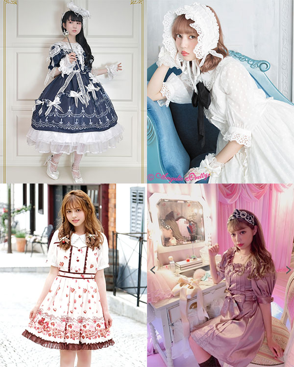 Japanese Lolita fashion brands