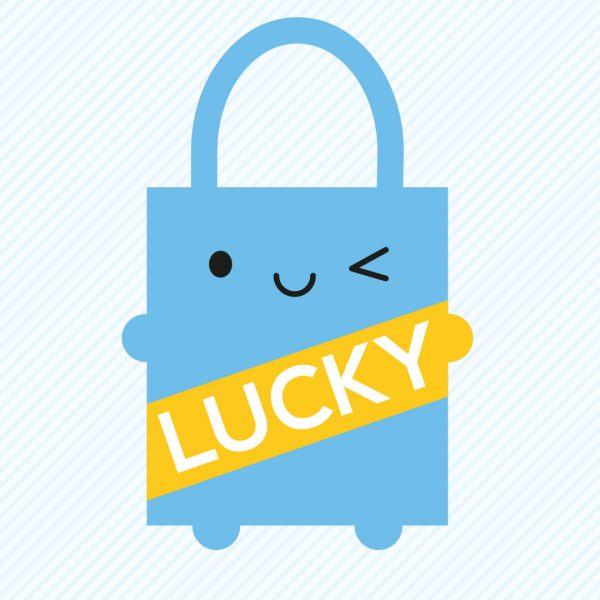 kawaii stationery lucky bags