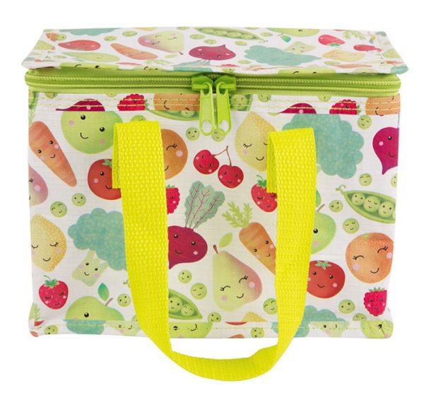 kawaii fruit lunch bag