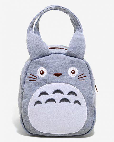 totoro kawaii lunch bag