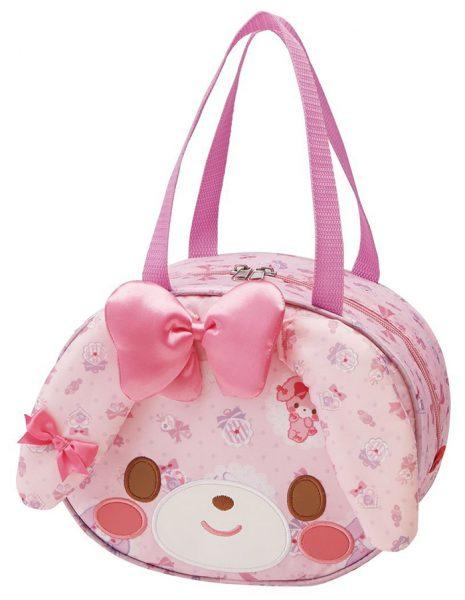 bonbon ribbon kawaii lunch bag