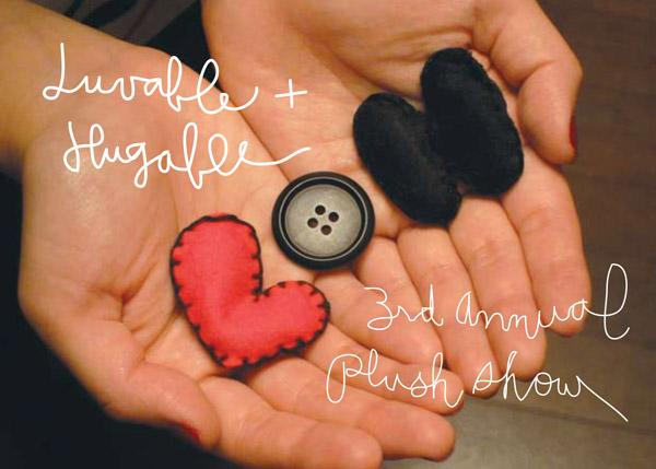 Luv-able and Hug-able