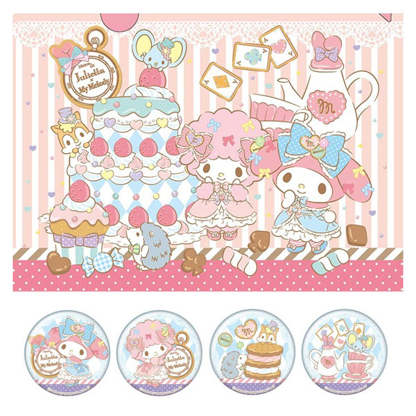 Easter at Sanrio - My Melody x Maison Julietta