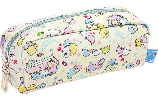 Mamegoma kawaii pencil case