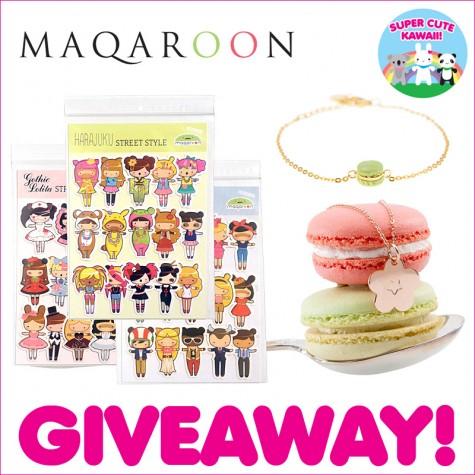 maqaroon giveaway