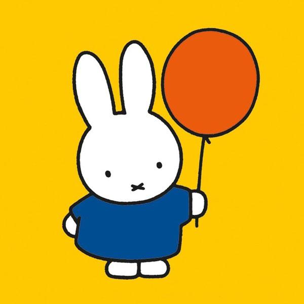 Kawaii Bunny Rabbits - Miffy