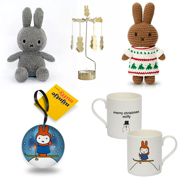 Kawaii Christmas Miffy