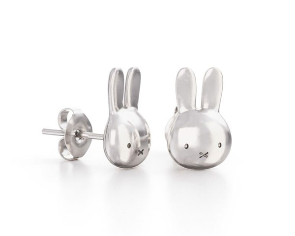 Miffy earrings