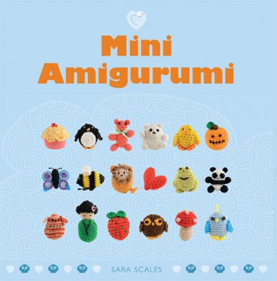 Mini Amigurumi Book Review - Super Cute Kawaii!!