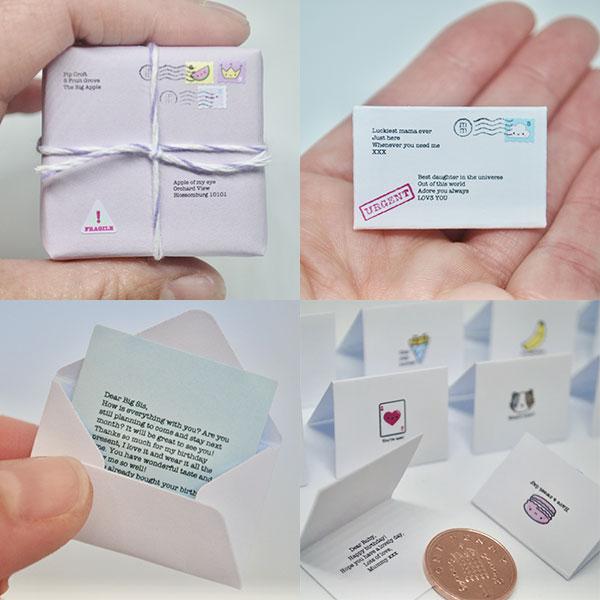mini mail letters