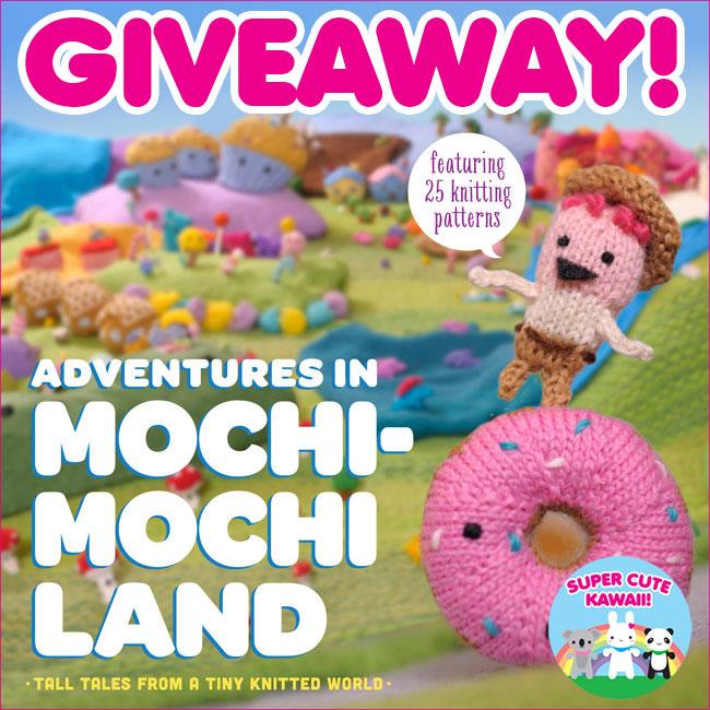 mochimochi land giveaway