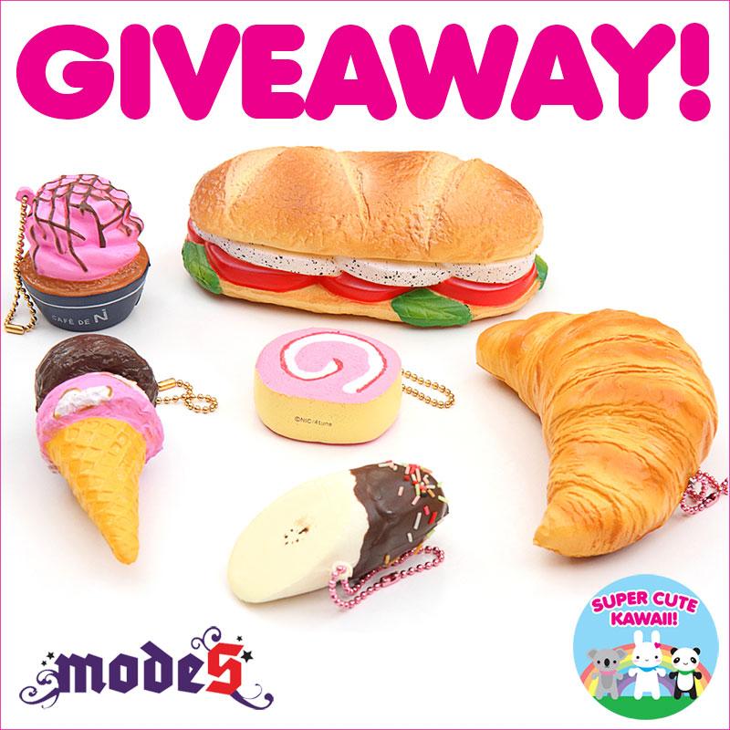 modes4u squishies giveaway