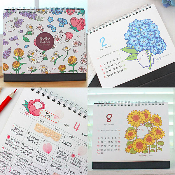Molang 2020 Calendars