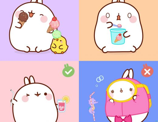 molang reduce plastic waste