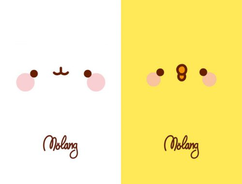 molang kawaii wallpapers