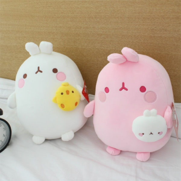 Molang plush