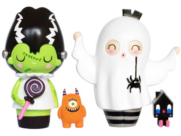 Halloween Momiji dolls