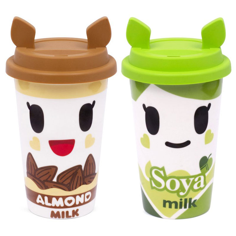 tokidoki moofia kawaii travel cups