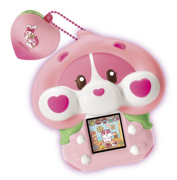 Momo Motchimaruzu Hamster Virtual Pet