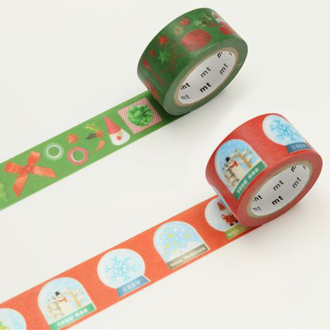 kawaii christmas washi tape