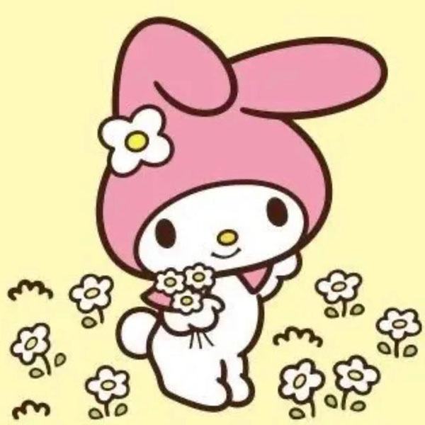 Kawaii Bunny Rabbits - My Melody