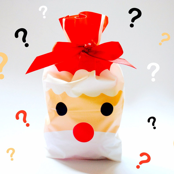 kawaii christmas mystery bag
