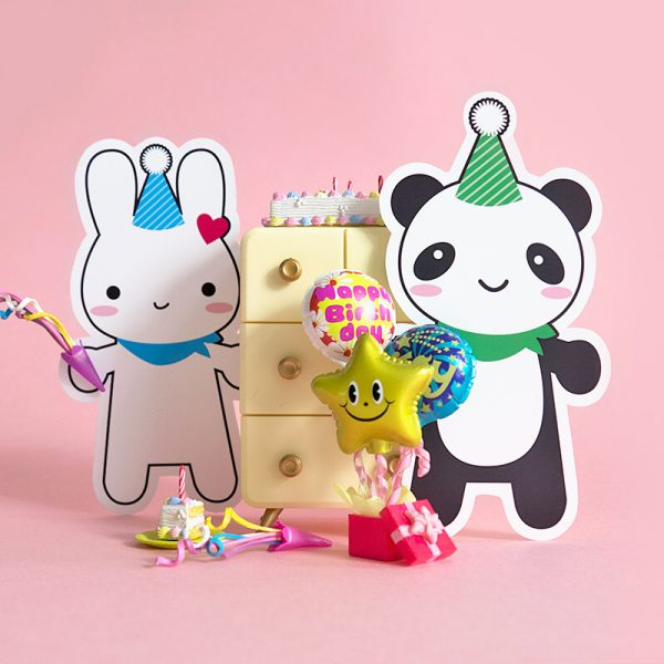 super cute kawaii birthday