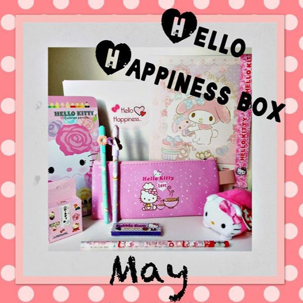 Hello Happiness box