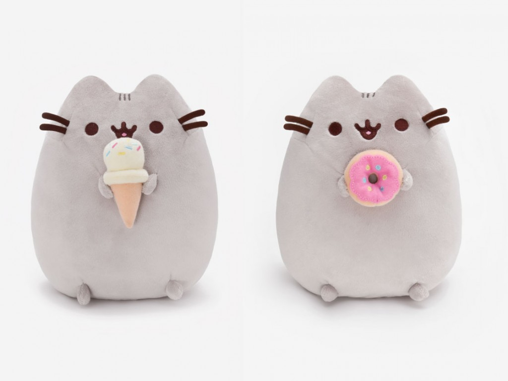 new pusheen plush
