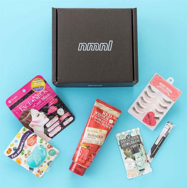 nomakenolife Japanese Beauty Box Giveaway