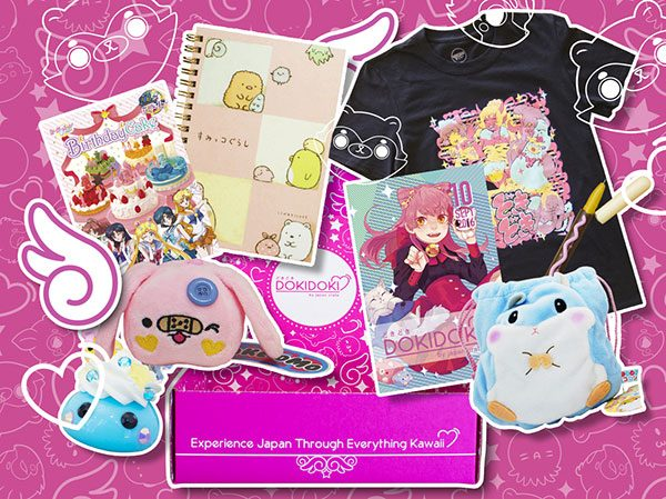 october dokidoki crate