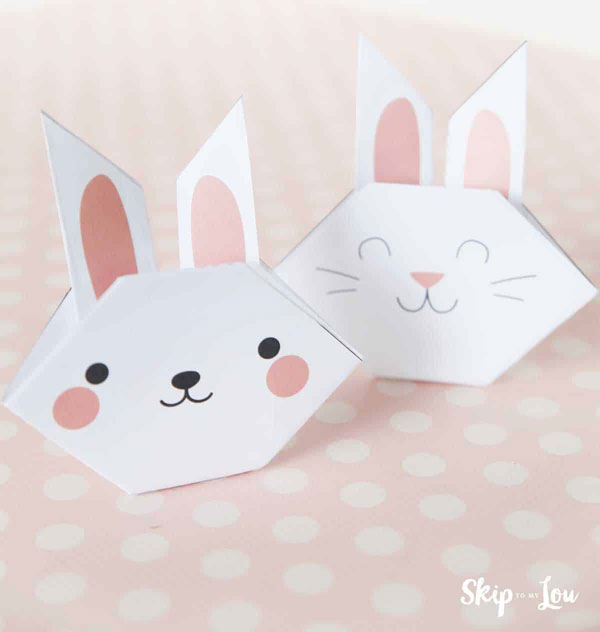 Cute Easter Paper Crafts