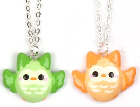 owl-necklaces