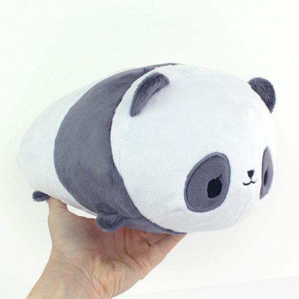 Kawaii Panda plush sewing pattern