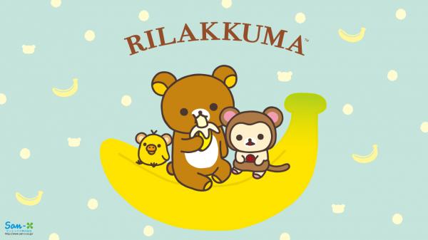 rilakkuma 2016 wallpaper