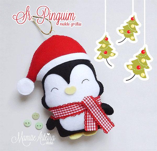 cute christmas penguins to make super cute kawaii