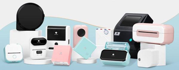 Phomemo Mini Label Printers